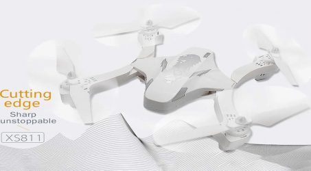 VISUO XS811 GPS RC Quadcopter