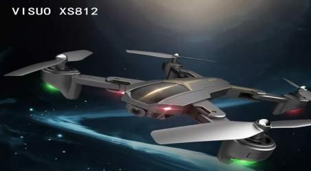 VISUO XS812 GPS 5G WiFi FPV RC Quadcopter RTF