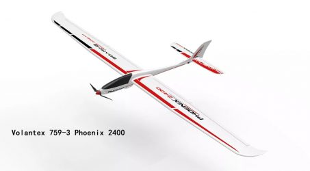 Volantex 759-3 Phoenix 2400 RC Airplane