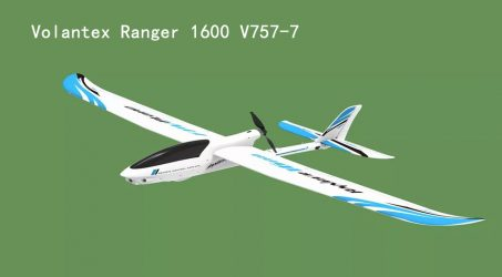 Volantex Ranger 1600 V757-7 RC Airplane PNP
