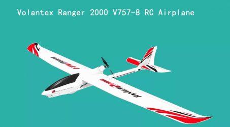 Volantex Ranger 2000 V757-8 RC Airplane PNP