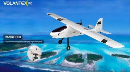 Volantex Ranger EX 757-3 RC Airplane PNP