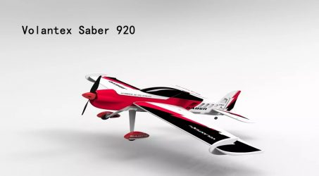 Volantex Saber 920 756-2 RC Airplane – PNP