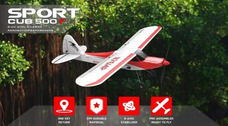 Volantex Sport Cub 500 RC Airplane RTF