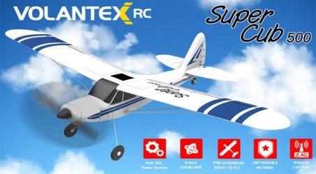 VolanteX Super Cub 500 RC Airplane RTF