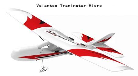 Volantex Traninstar Micro RC Airplane RTF