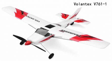 Volantex V761-1 RC Airplane RTF