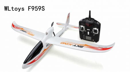 WLtoys F959S RC Airplane