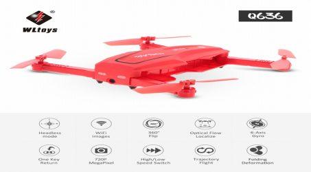 WLtoys Q636 720P Wifi FPV RC Quadcopter