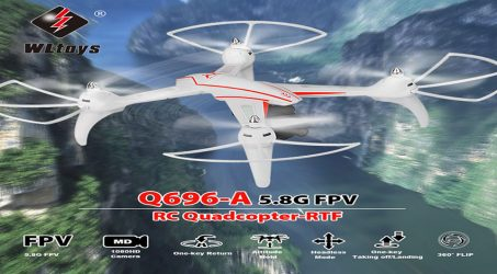 WLtoys Q696-A RC Quadcopter