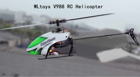 WLtoys V988 Power Star 2 RC Helicopter