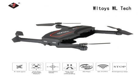Wltoys WL Tech RC Quadcopter