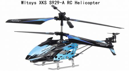 Wltoys XKS S929-A RC Helicopter
