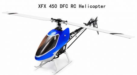 XFX 450 DFC RC Helicopter