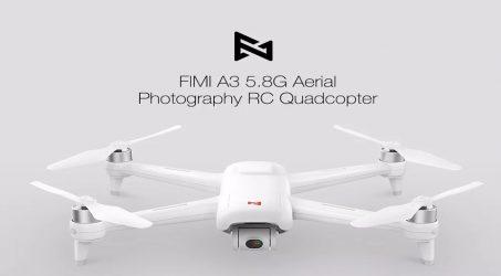 Xiaomi FIMI A3 5.8G 1KM FPV RC Quadcopter RTF