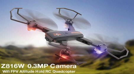 XIN HAI HONG Z816W RC Quadcopter