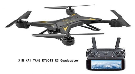 XIN KAI YANG KY601S RC Quadcopter