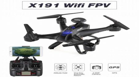 XINLIN X191 RC Quadcopter – RTF