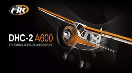XK A600 RC Airplane RTF