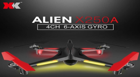 XK Alien X250A RC Quadcopter