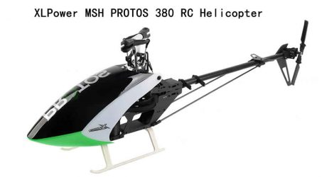 XLPower MSH PROTOS 380 RC Helicopter