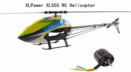 XLPower XL550 RC Helicopter