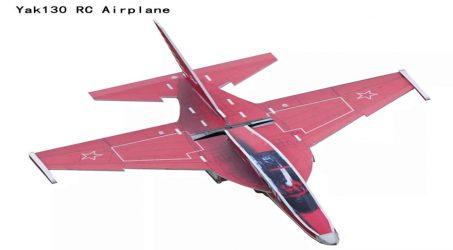Yak130 RC Airplane