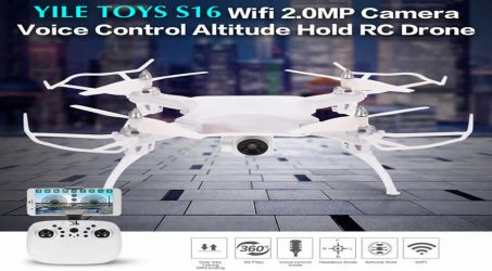 YILE TOYS S16 RC Quadcopter