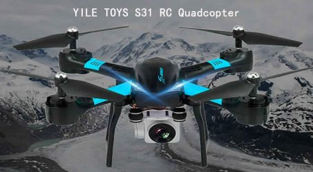 YILE TOYS S31 RC Quadcopter