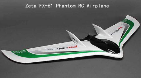 Zeta FX-61 Phantom RC Airplane