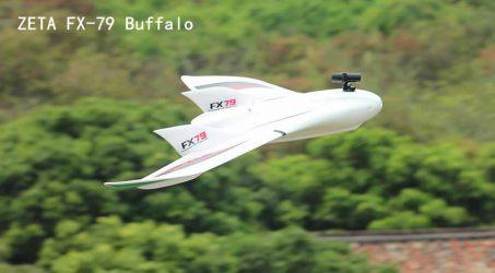ZETA FX-79 Buffalo FPV Airplane