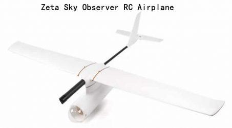 Zeta Sky Observer RC Airplane
