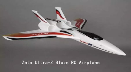 Zeta Ultra-Z Blaze RC Airplane