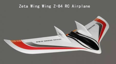 Zeta Wing Wing Z-84 RC Airplane
