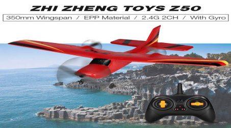 ZHI CHENG TOYS Z50 RC Airplane RTF