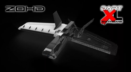 ZOHD Dart XL Extreme RC Airplane PNP